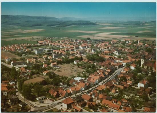 Luftbild Elze1969 Sehlder Straße 2