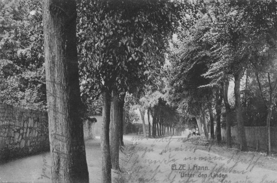 Sedanstraße Elze