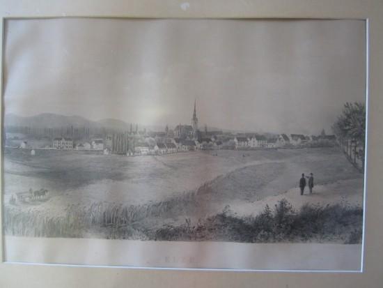 Ortspanorama Elze Robert Geissler Geißler Göttingen