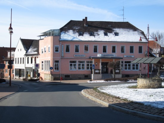Dickkopfplatz Deutsches Haus Temme Hotel Cappuccino Elze 2013