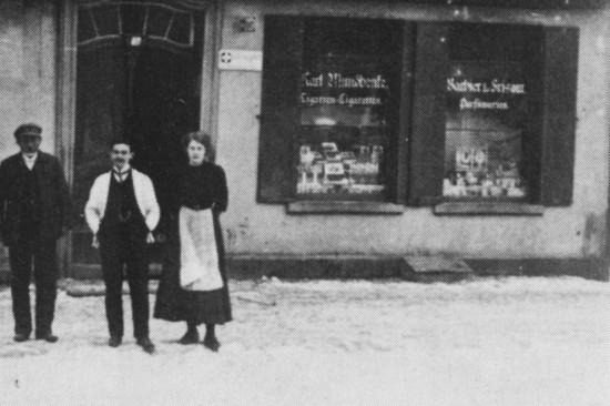 Hauptstraße 47 Elze um 1910