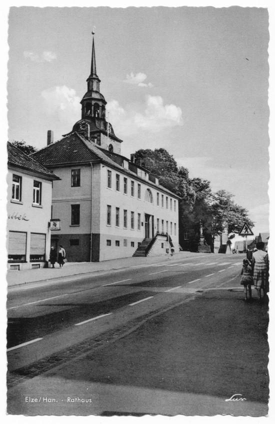 Hauptstraße 61 Elze um 1960