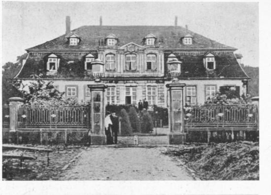 Heinsen bei Esbeck Elze vor 1924