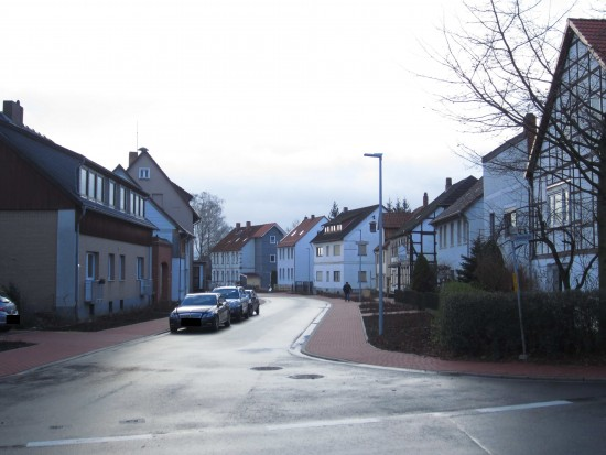 Löwentorstraße Elze in 2014