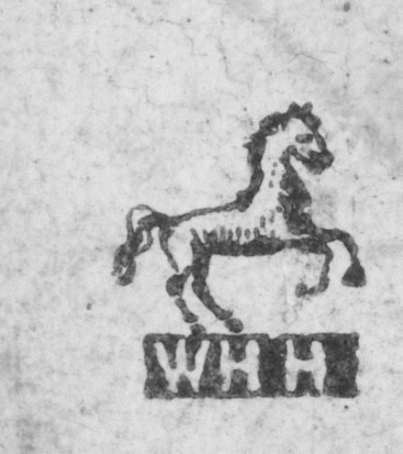 Logo Willy Hoehl Lithographische Kunstanstalt Hannover