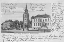 Rathaus Elze, Peter und Paul Kirche, Apotheke Elze