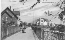 Danziger Straße 1 TVN Elze um 1906