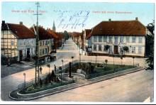 Hauptstraße Elze Dickkopfplatz Dickopfplatz 1909