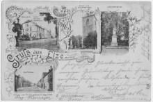 Mehransichten von 1902