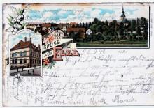 Postamt Elze 1894