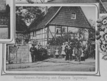 Tegtmeyer Wellbornstraße 28 Sehlde Elze um 1915