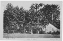 AK Waldhaus Mehle Klosterstraße K 501