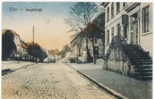 Elze Hauptstraße Rathaus und Stadtapotheke