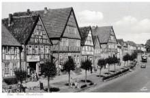 Hauptstraße Elze 1952