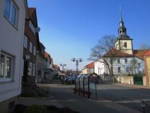 Alte Apotheke Hauptstraße 59 Elze Kirche