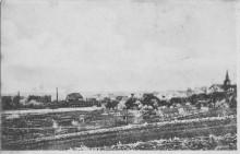 Bahnhofstraße um 1905 Elze