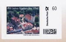 Portocard Individuell 400 Jahre Stadt Elze 2014