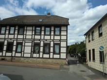 Wallstraße in Elze