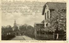 Dammstraße Elze 1930