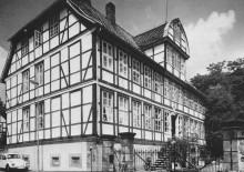 Flutstraße 14 Elze Bock von Wülfingen Aufnahme von 1974