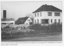 Eickhoff Ecke Schmiedetorstraße Draustweg Elze