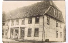 Hauptstraße 73 Mühlenapotheke Elze um 1938