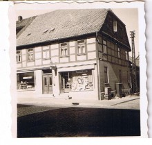 Hauptstraße 73 Mühlenapotheke Elze 1961