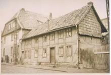 Hauptstraße 73 Mühlenapotheke Elze vor 1959