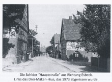 Wellbornstraße in Elze Sehlde