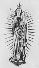 St. Petrus zu den Ketten Kirche Elze Schmiedetorstraße 24 Madonna