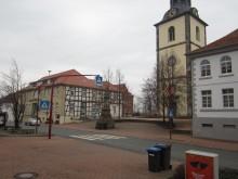 Elze Kirche Rathaus Apotheke