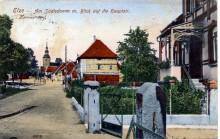 Saaledamm Elze 1911