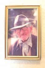 Schäfermeister Heinrich Tegtmeier 1900-1988 Bild von Heinrich Kayser Justizoberi
