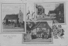 Sehlde Wellbornstrasse