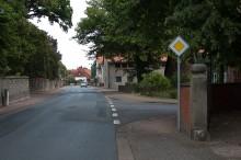 Sehlde Dorfstraße, heute Wellbornstrasse 2012