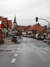 Elze südliche Hauptstraße 2011 Standort Einmündung Sehlder Straße