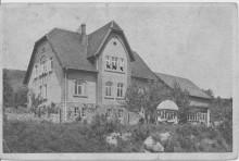 Das Schullandheim Teufelsberg der höheren Privatschule Hansa Gildemeister Hannov