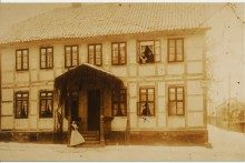 Elze, Wallstr.10, um 1930?