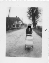 Weghausstraße Elze Oktober 1943