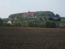 Wittenburg von Süden 2013 Mai