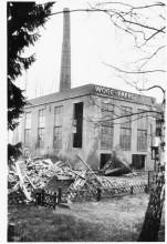 Pappenfabrik Woge Industriestraße Elze