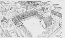 Grundschule Mehle Elze Planung Wisserodt 1950