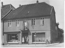 Hauptstraße 11 Elze Cafe Münstermann