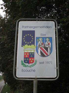 Partnerschaft Ecouche Elze Hildesheimer Landstraße Elze