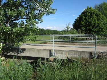 Elze Asbost Brücke Nordseite