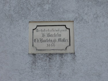 Hausstein Bartels Kirchstraße 7 Elze Esbeck