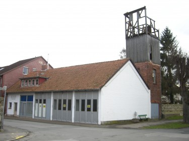 2008 Feuerwehrhaus Brandstraße 11, Elze
