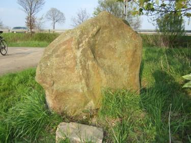 Flurneuordnung Stein 1994 Seite nach Westen