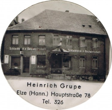 Elze Hauptstraße 78 Fleischerei Grupe