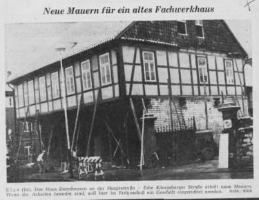 Dannhausen Hoberg Hauptstraße 10